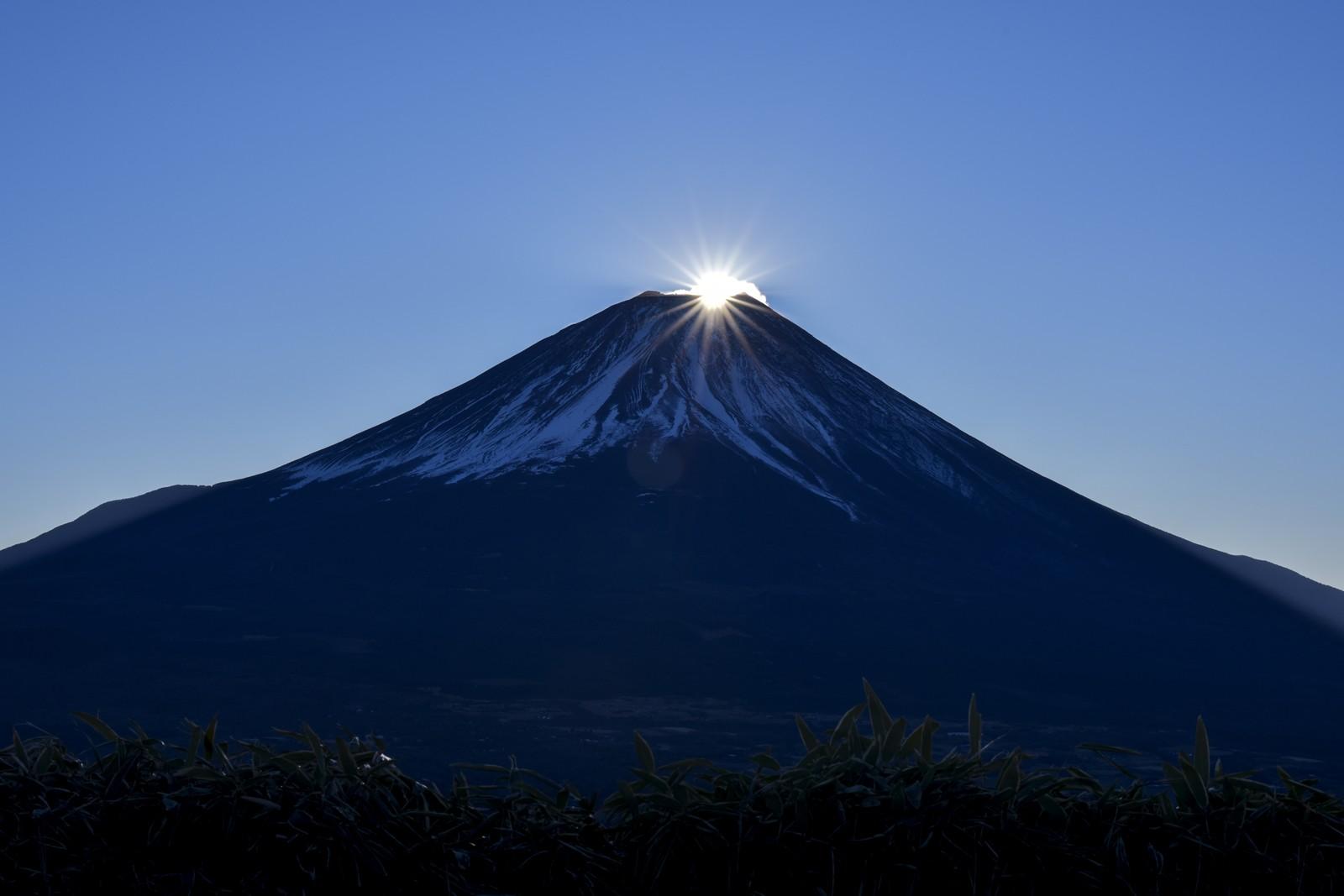 富士 ご来光